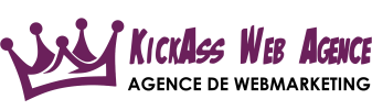 Logo Kickass webmarketing