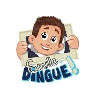Logo Famille de Dingue